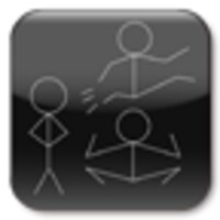 Jumping Stick Man android app icon