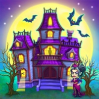 Monster Farm: Happy Halloween Game & Ghost Village android app icon