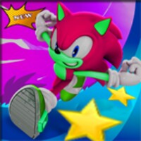 Sonic Run Game android app icon