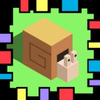 Cube Saga Plus android app icon