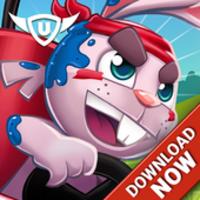 Splash Rabbit Arena android app icon