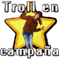 Troll en campaña android app icon