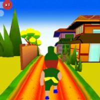Super Ninja Runner 3D android app icon