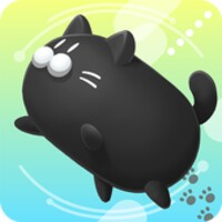 Waddling Meow android app icon