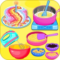 Candy Cake Maker android app icon