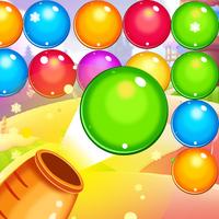 bubble shooter pandas pop android app icon