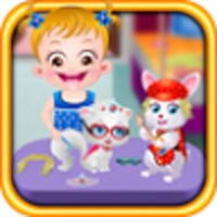 Baby Hazel Pet Party android app icon