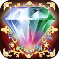 Jewels Blitz Gold Hexagon android app icon