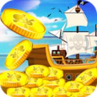 Pirate Coin Dozer android app icon