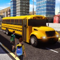 School Bus 3D android app icon