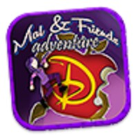 Mal and Evie Adventure android app icon