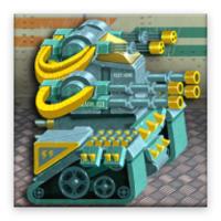 Iron Clash android app icon