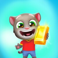 Talking Tom: Gold Run android app icon