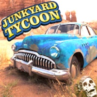 Junkyard Tycoon Business Game android app icon