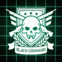 Black Command android app icon