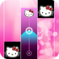Kitty Piano Tiles android app icon