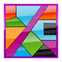 Tangam Shape Puzzle android app icon