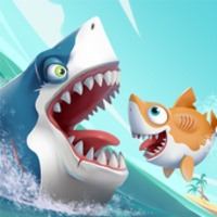 Hungry Shark Heroes android app icon