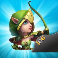 Castle Clash android app icon