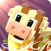 Blocky Farm android app icon
