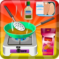 Cooking Easy Breaded Chicken android app icon