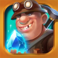 Mine Legend - Idle Clicker & Tycoon Mining Games android app icon