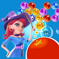 Bubble Witch Saga 2 android app icon