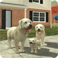 Dog Sim Online: Raise a Family android app icon