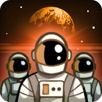 Idle Tycoon: Space Company android app icon