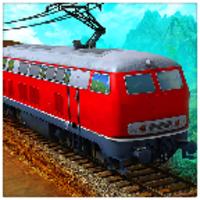 Train Simulator 3D android app icon