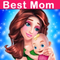 Best Mom In The Entire World android app icon