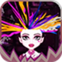 Monster High Hair Salon android app icon