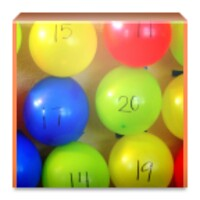 Pop the Balloons android app icon
