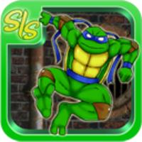 Ninja Turtle Jump android app icon