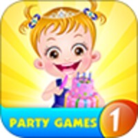 Baby Hazel Party Games android app icon