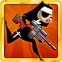 Nun Attack: Run and Gun android app icon