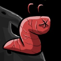 The Visitor - Alien worm android app icon