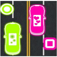 Neon Cars android app icon