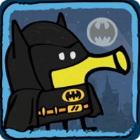 Doodle Jump DC Super Heroes android app icon