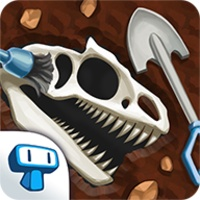 Dino Quest android app icon