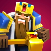 Royale Clans: Clash of Wars android app icon