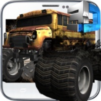 Monster Truck Maniacs android app icon