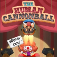 Human Canon Ball android app icon