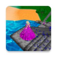 Cinderella. Way home android app icon