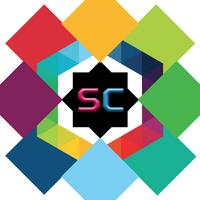 Spread color android app icon