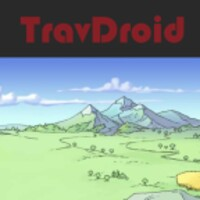 TravDroid android app icon