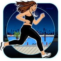 Lady Run android app icon
