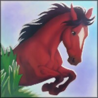 Mountain horse android app icon