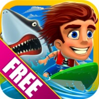 Banzai Surfer Free android app icon