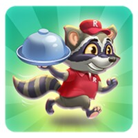 Raccoon Pizza Rush android app icon